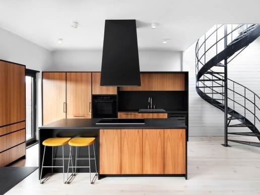 Rénovation d'une maison moderne