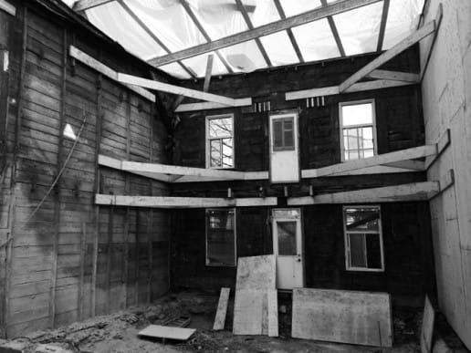 Projet de rénovation sur Clark