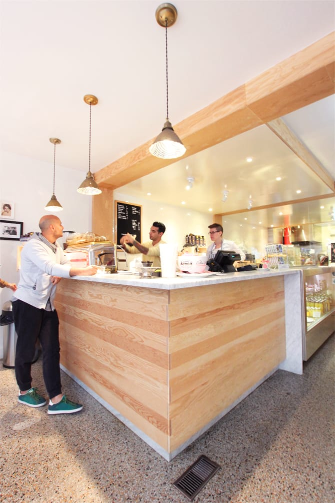San Gennaro Cafe Montreal