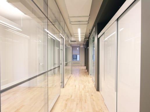 Construction de bureau Montréal
