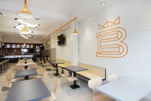 Restaurant Centrale Bergham Montréal