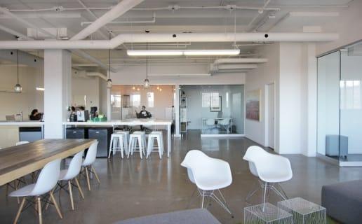 Rénovation de bureaux dans le Mile-end
