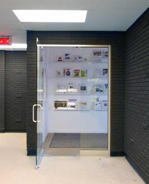 Rénovation de bureaux à Montréal