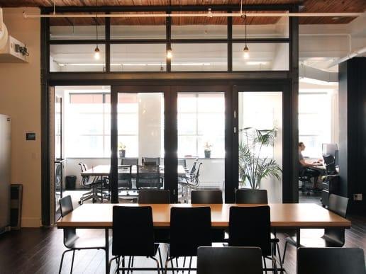 renovation commerciale d'un bureau à Montréal