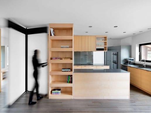Projet résidentiel réalisé par Nature humaine