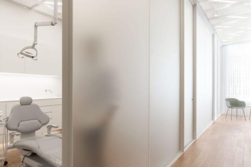 Construction d'une clinique à Montréal